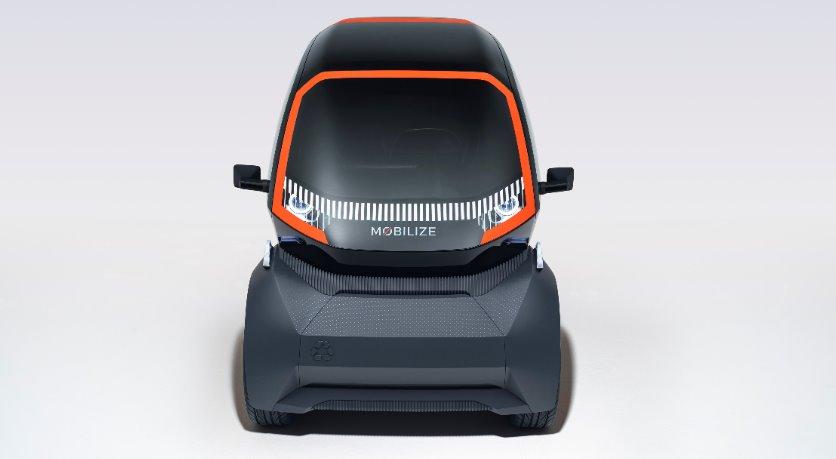 Электромобиль EZ-1 Mobilize