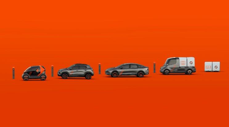 Электромобили Mobilize