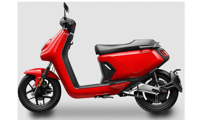 Электрический скутер NIU MQi-GT
