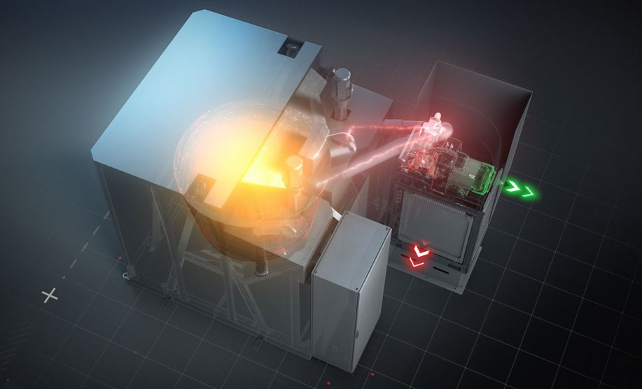 Долговременное термальное хранилище энергии на расплавленном алюминии