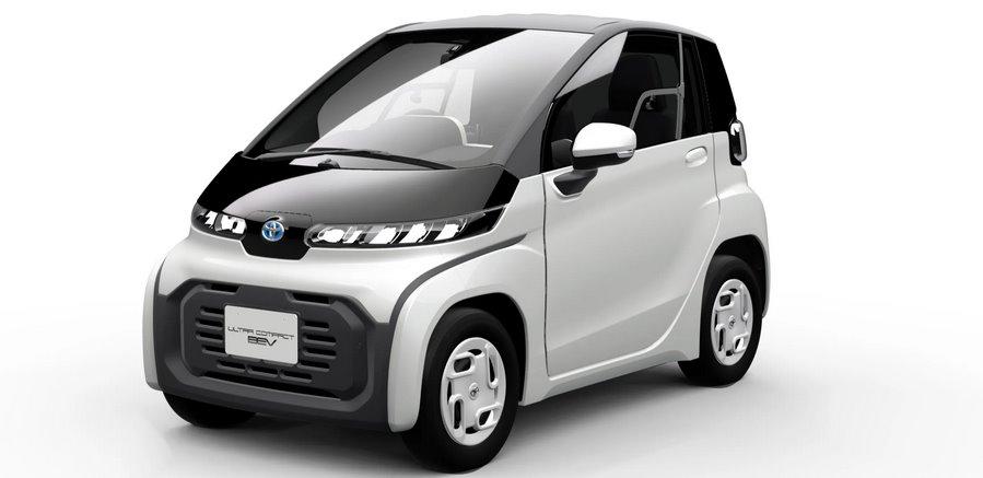 Toyota выпустит компактный электромобиль за 16 000 в 2021 году