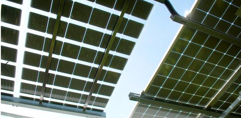 Солнечные панели ночью конденсируют воду из воздуха