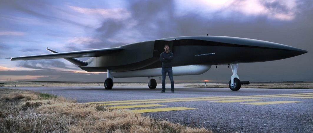 Самый большой в мире дрон будет отправлять спутники в космос