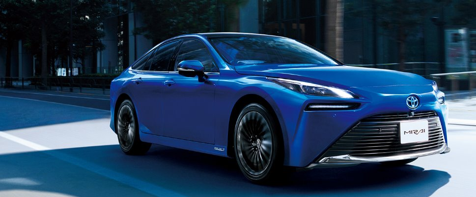 Новая Toyota Mirai уже в продаже особенности главного водородного авто из Японии