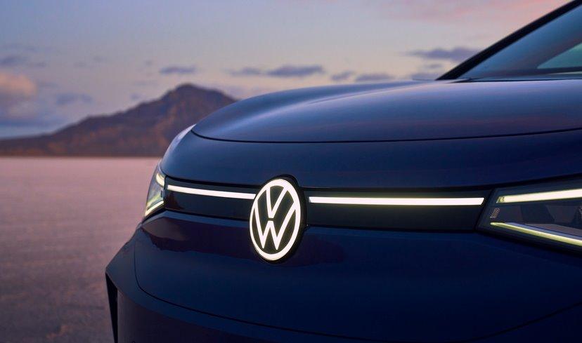 Volkswagen Trinity электромобиль