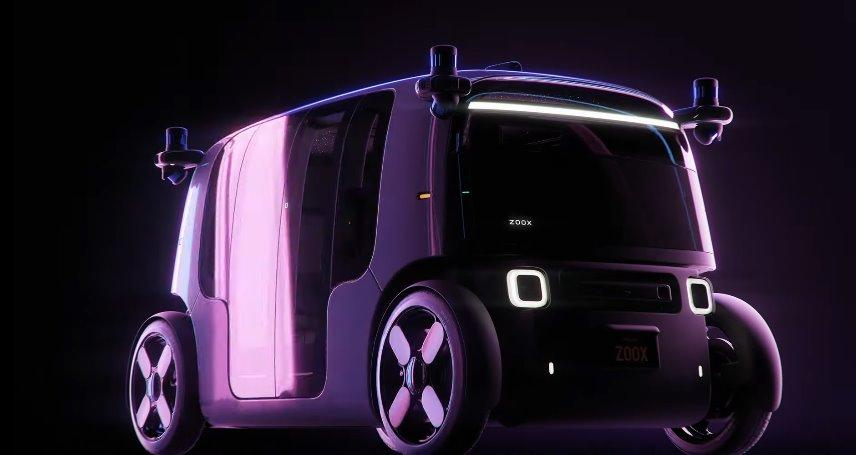 Автономное такси Zoox Amazon выпускает свой городской беспилотник