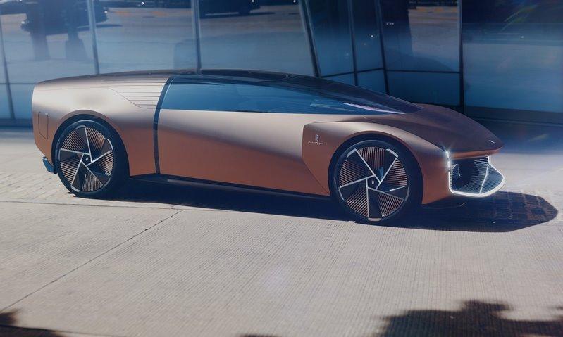Pininfarina показала беспилотный электромобиль Teorema