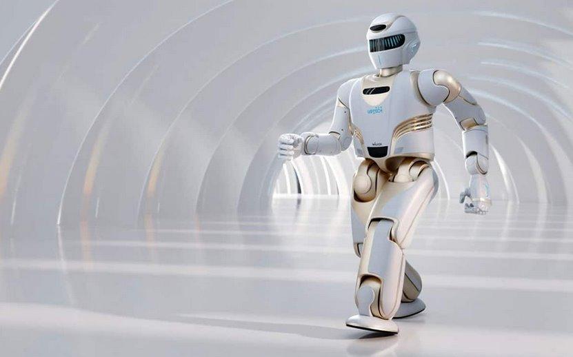 Ubtech Robotics показала нового гуманоидного робота-помощника (видео)