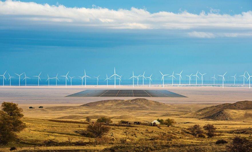 В Казахстане создадут крупнейший в мире завод по производству водорода