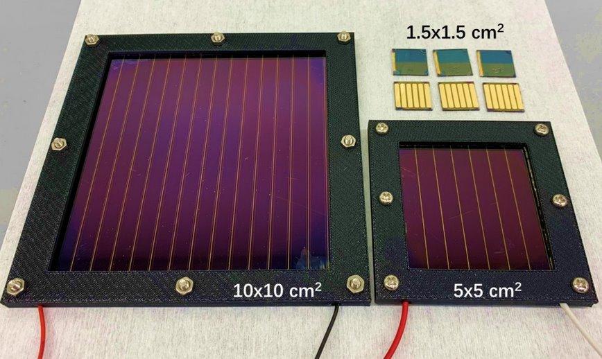 В Японии создали передовой перовскит для долговечных фотоэлементов с КПД 23,5