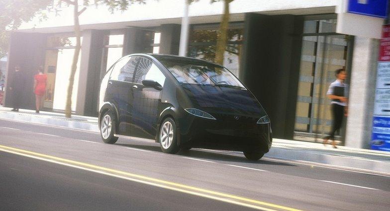 Электромобиль с кузовом из солнечных панелей наделили более мощным и экологичным аккумулятором