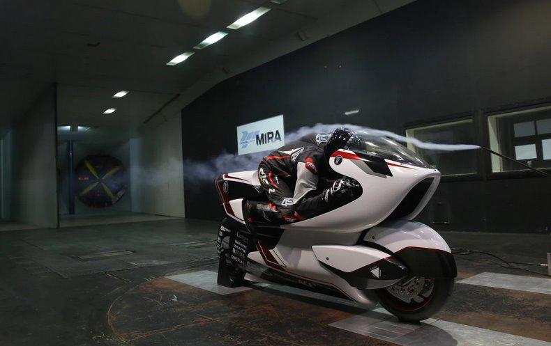 WMC250EV  самый быстрый электробайк в мире с уникальной аэродинамикой