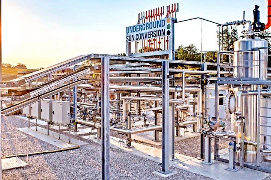 В Еропе хотят заменить природный газ метаном из солнечной энергии