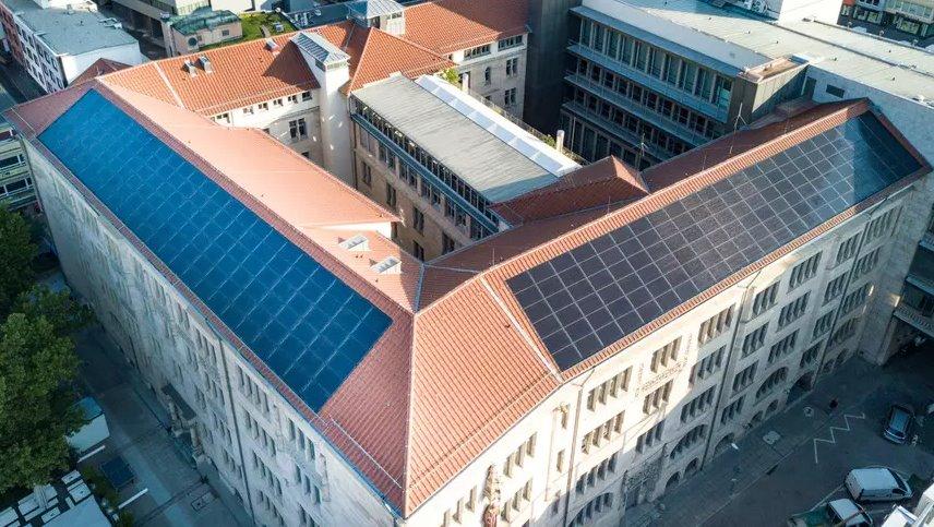 Aleo solar будущее  за активной солнечной архитектурой