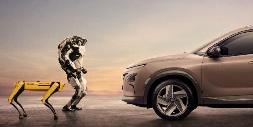 Hyundai купила Boston Dynamics, будет развивать робототехнику и передовые средства мобильности