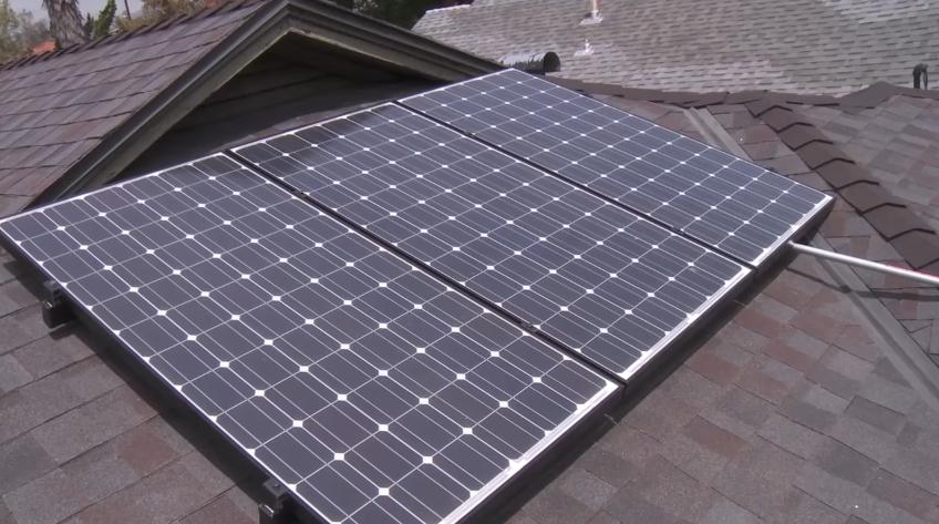 Как эффективнее обеспечивать дом горячей водой с помощью солнечных панелей и теплового насоса