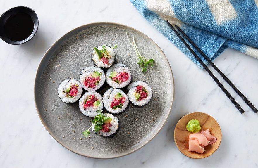 Искусственный тунец от Finless Foods появится в ресторанах в следующем году
