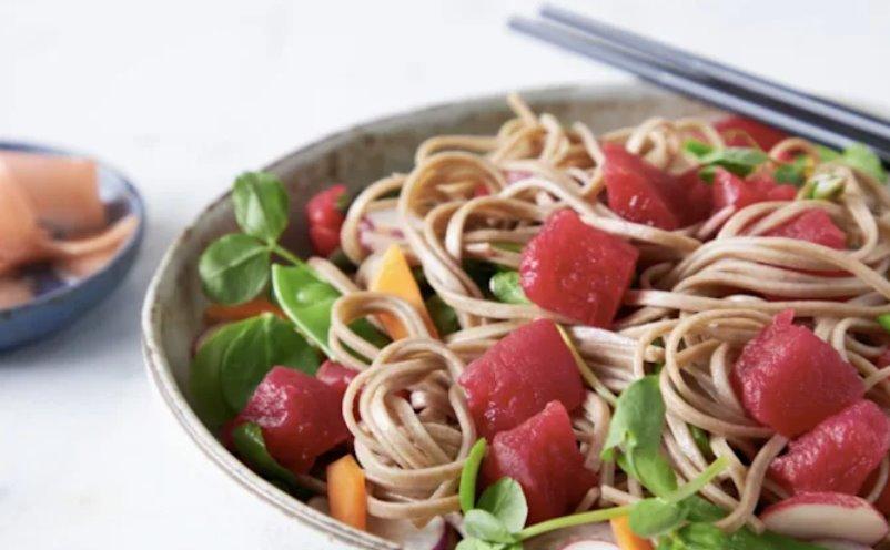 Штучний тунець від Finless Foods з'явиться в ресторанах в наступному році