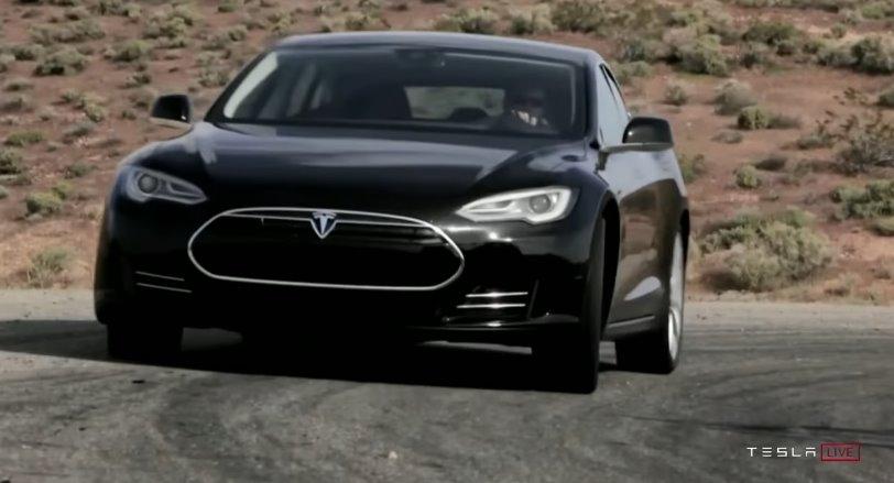 Технические подробности Tesla Model S Plaid раскрыты на презентации Илоном Маском