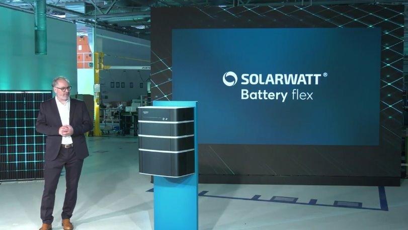 Модульная домашняя батарея для хранения солнечной энергии