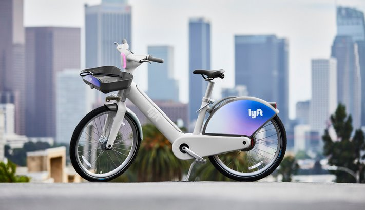 Электровелосипед Лифт
