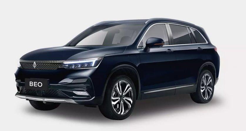 Elaris заполняет Европу электромобилями из Китая, новая модель  кроссовер Beo