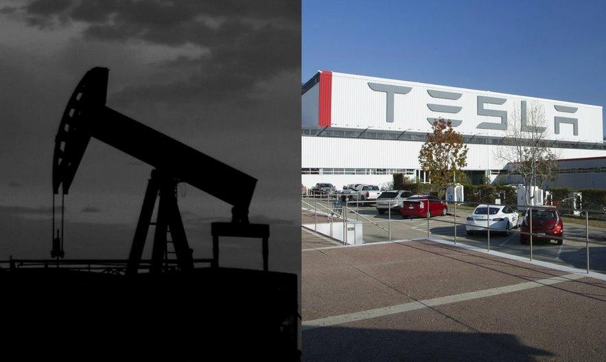 Начало конца гигантов нефтяной промышленности