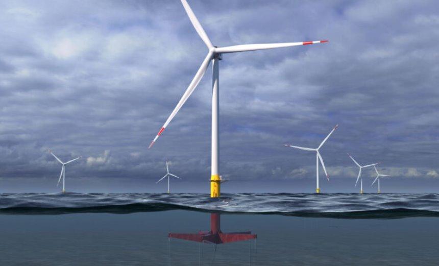 Активная плавучая платформа для ВЭУ откроет доступ к огромным запасам энергии