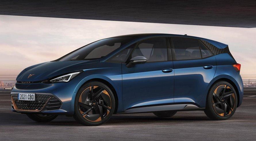 Cupra Born готов к выходу в продажу все что известно о новом электромобиле