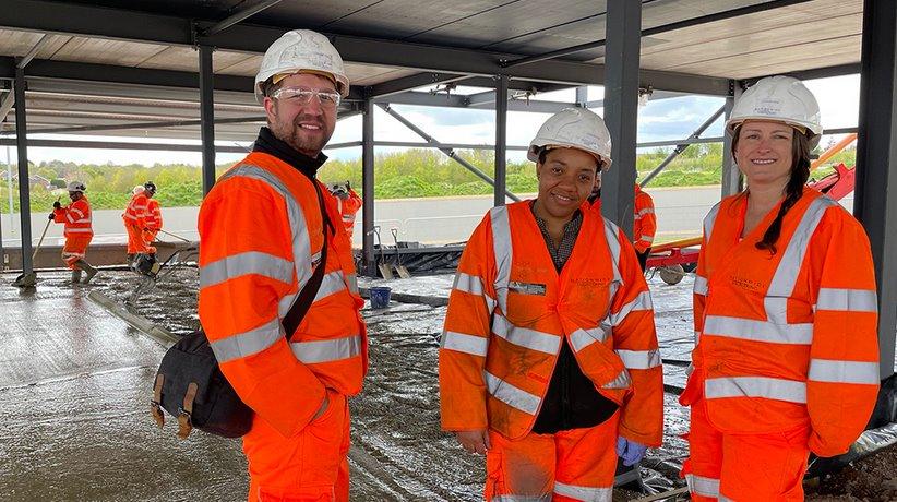 Вперше в будівництві використаний бетон з графеном - так дешевше і екологічніше