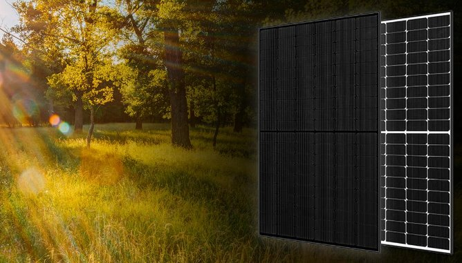 Panasonic EverVolt solar modules