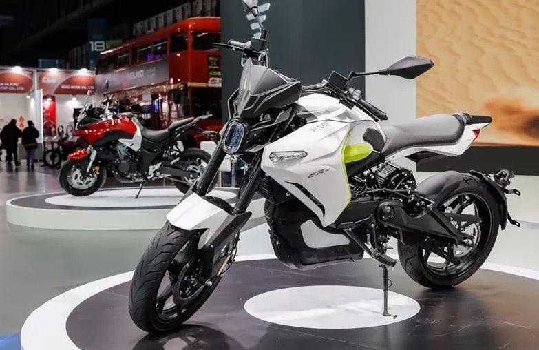 Электромотоцикл из Китая