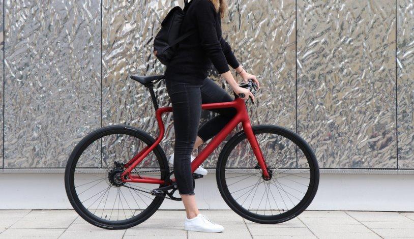 3D-печатный велосипед