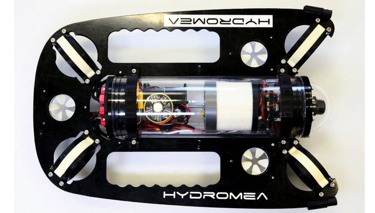 Беспроводной подводный беспилотник