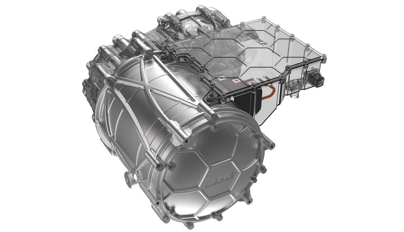 Дешевый мотор для электромобилей без магнитов разработала Mahle - ЭкоТехника