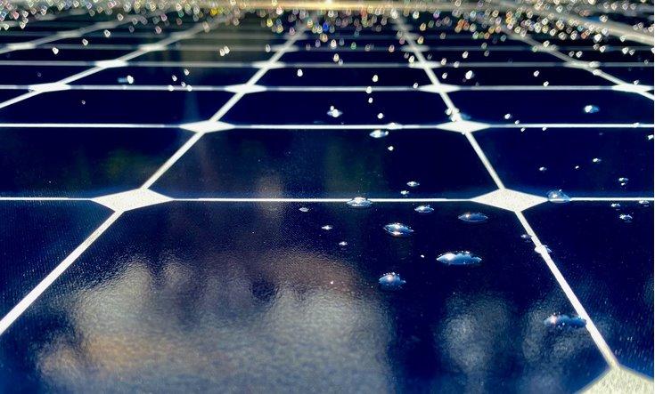 Чистящее средство для солнечных панелей