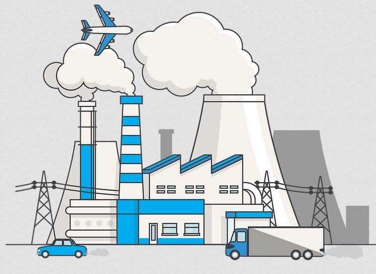 Очистка воздуха от CO2
