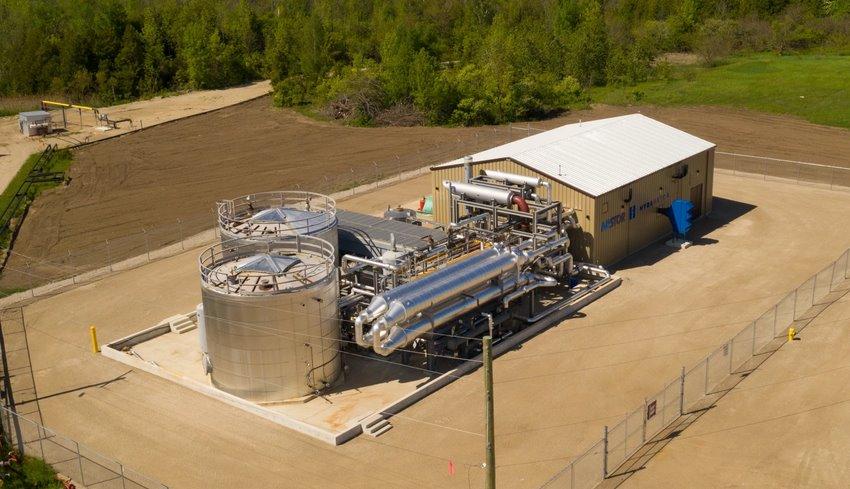 Крупнейшую в мире систему хранения энергии в виде сжатого воздуха построят в Калифорнии - ЭкоТехника