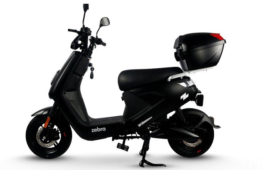 Электровелосипед-скутер