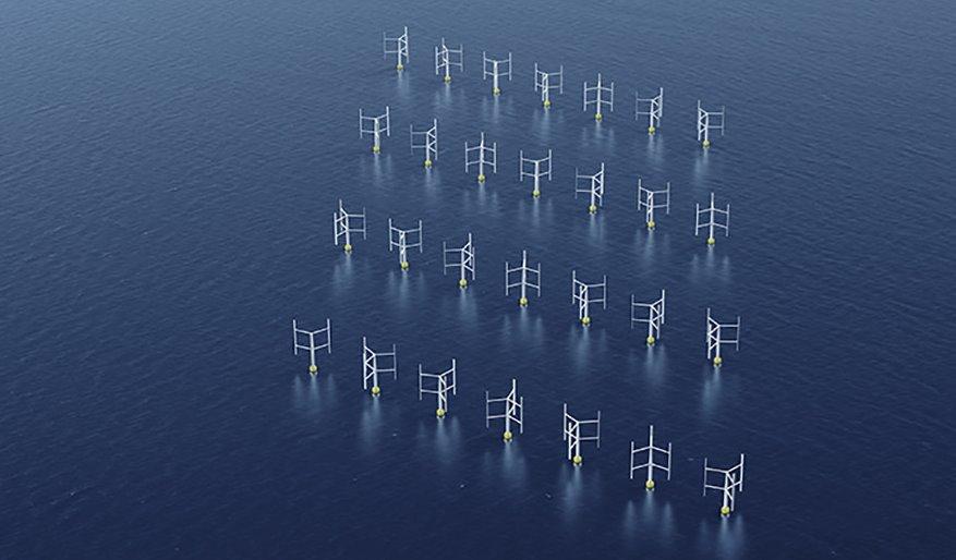 Вертикальные ветротурбины перспективнее традиционных ветряков - подтверждено исследованием