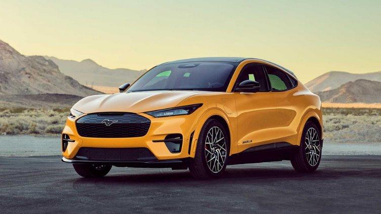 Ford Mustang Mach-E наделили заряженными версиями - GT и GT Performance Edition