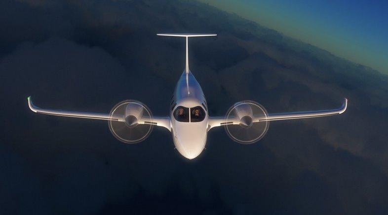 Bye Aerospace представила электрический самолет на 8 мест