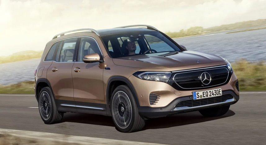 Mercedes-Benz представил компактный электрокроссовер EQB - характеристики и особенности новинки (видео)