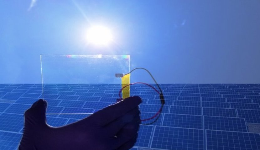 Антипылевая пленка - защита солнечных батарей от пыли