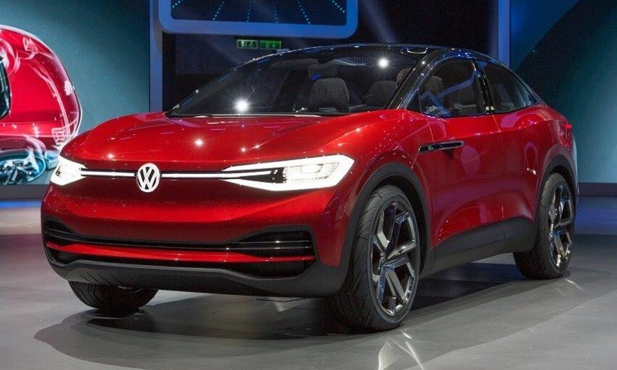 Электромобиль Volkswagen ID.6
