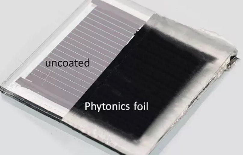 Антибликовые солнечные батареи