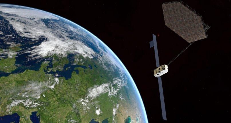 Airbus разработает космическую фабрику для Евросоюза