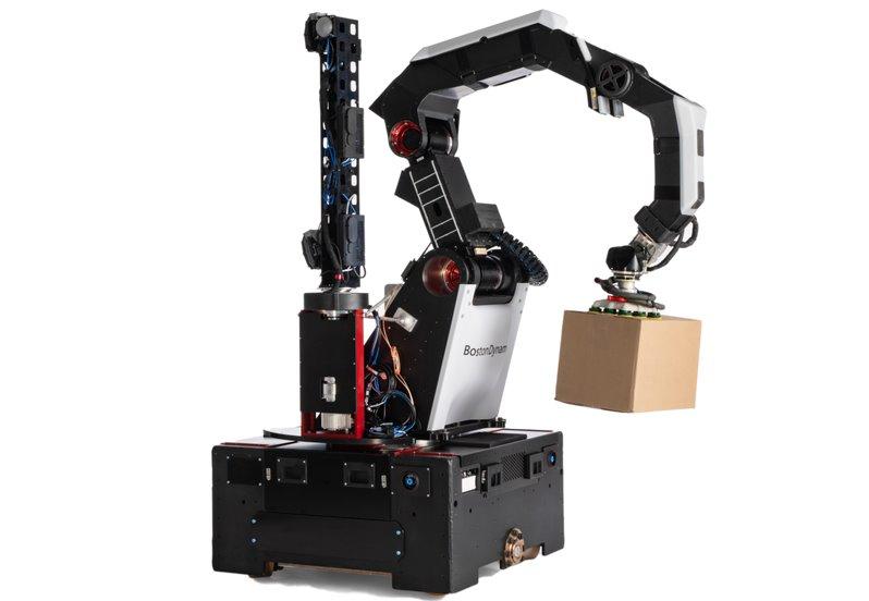 Boston Dynamics представила своего робота-грузчика Stretch