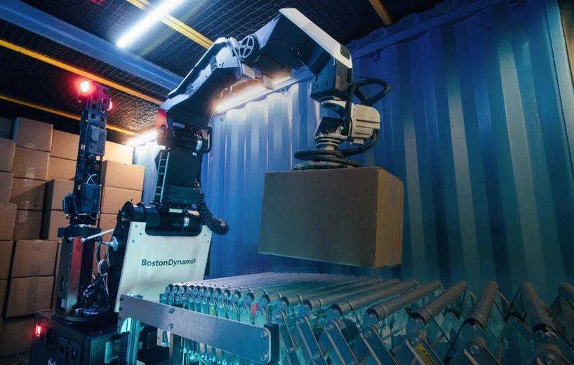 Boston Dynamics представила свого робота-вантажника Stretch
