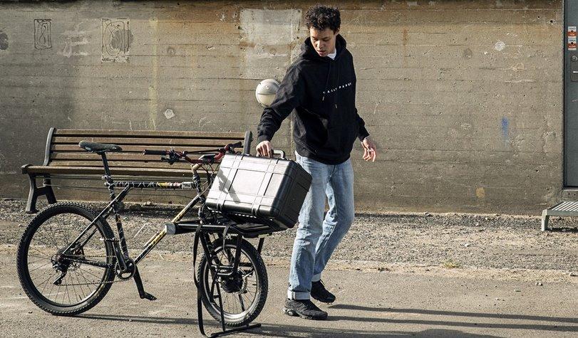 Комплект CargoDrive сделает любой велосипед электрическим и грузовым